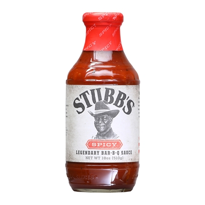 Stubb's Spicy Bar-B-Q Sauce