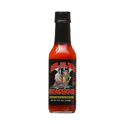 Ass in the Tub Special Reserve Armageddon Hot Sauce