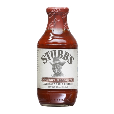 Stubb's Smokey Mesquite Bar-B-Q Sauce