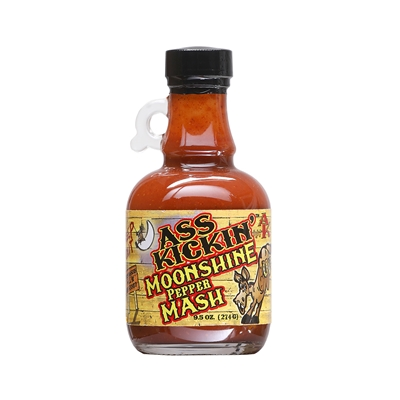 Ass Kickin' Moonshine Mash Hot Sauce