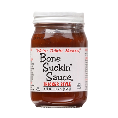 Bone Suckin' Thicker Style Barbecue Sauce