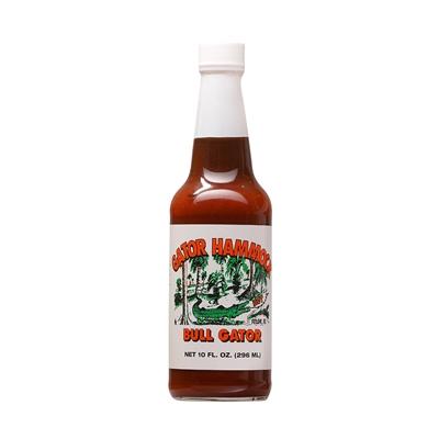 Gator Hammock Bull Gator Barbecue Sauce