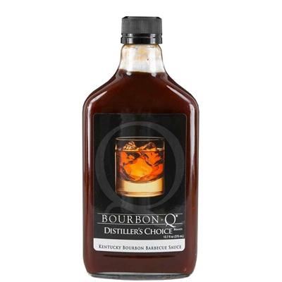BourbonQ Distiller's Choice BBQ Sauce
