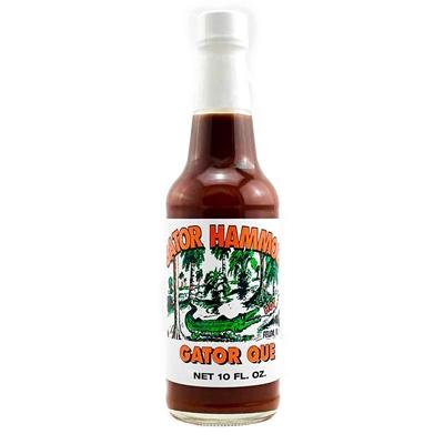 Gator Hammock Gator Que Barbecue Sauce