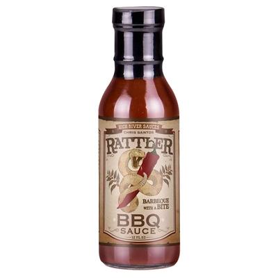 High River Sauces Rattler BBQ Sauce